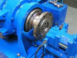 Стенд испытаний газотурбинного двигателя Rolls-Royce