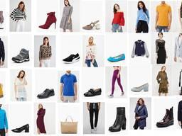 Сток одежды и обуви опт - фото 8