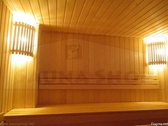 Строительство саун под ключ. Constructii saune.