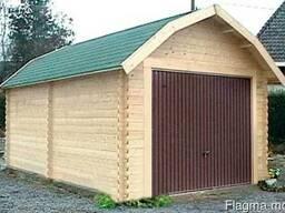 Строю классный гараж