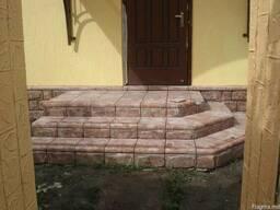Ступени плитка порог -trepte la prag - фото 4