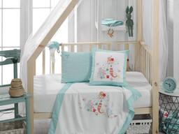 Текстиль для новорождённых - фото 6