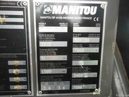 Телескопический погрузчик Manitou MLT 634 - фото 5
