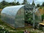 Теплица, парник, оранжерея, тёплый огород, зимний огород - фото 3