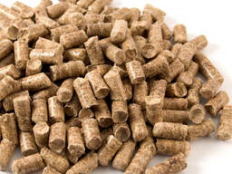 Top and chap Wood pellet for sale