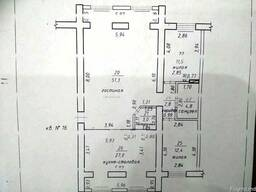 Трехкомнатная квартира, 112 кв. м. - фото 4