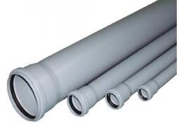 Трубы ПВХ для внутренней канализации