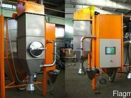 УРС Линия-Завод по производству сухого молока, яичного порошо