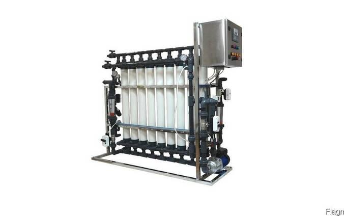 Установки ультрафильтрации Litech Aqua Ultra Line