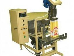 Весовой дозатор для муки полуавтомат, для фасовки муки