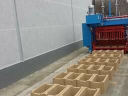 Вибропресс для производства тротуарной плитки, бордюров Мобил - фото 5