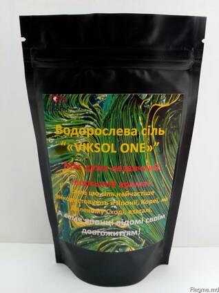 Водорослевая соль «Viksol One»,30 г