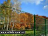 Ворота. Калитки для заборов. Gard metalic. Poarta - фото 4