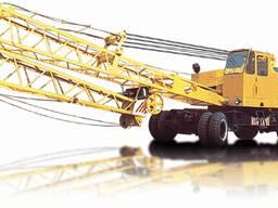 Вставка на стрелу кран кс 5363 длина-5 метров