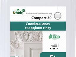 Замедлитель гипса Compact-30 Euro. , 5 кг